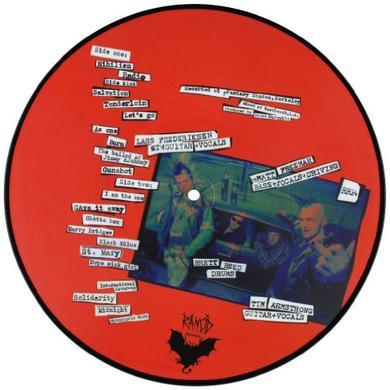 Rancid LET'S GO Vinyl Record - Picture Disc