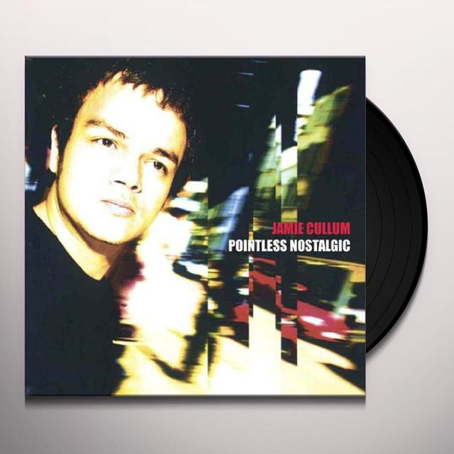 Jamie Cullum POINTLESS NOSTALGIC Vinyl Record