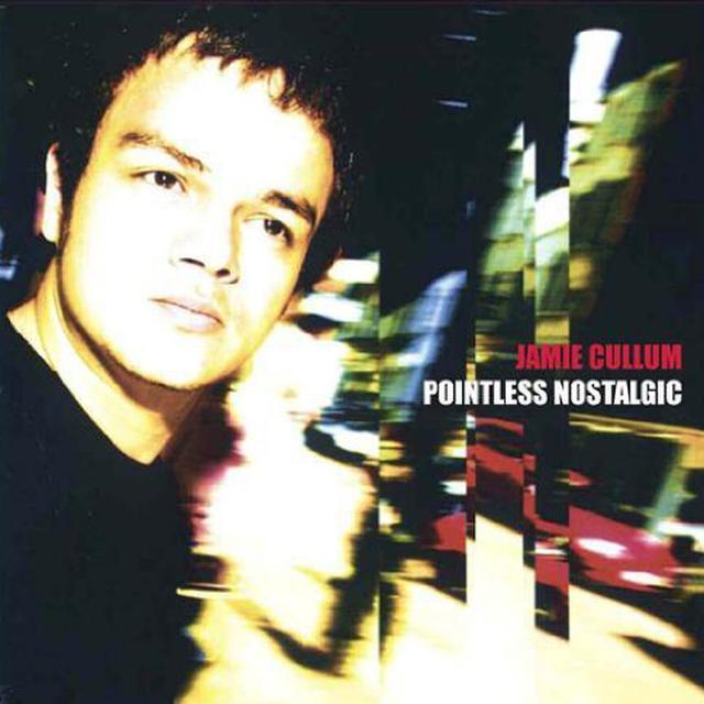 Jamie Cullum POINTLESS NOSTALGIC Vinyl Record - 180 Gram Pressing
