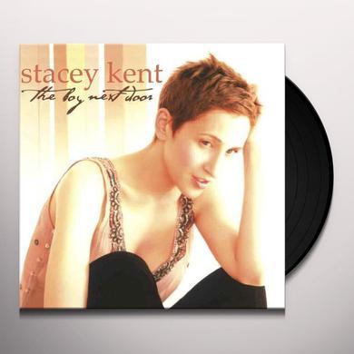 Stacey Kent BOY NEXT DOOR Vinyl Record - 180 Gram Pressing