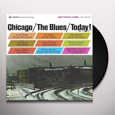 Chicago & The Blues & Today / Various (Ogv) CHICAGO & THE BLUES & TODAY / VARIOUS Vinyl Record