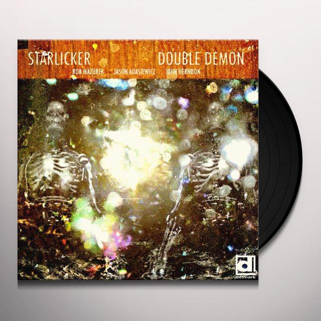 Starlicker DOUBLE DEMON Vinyl Record