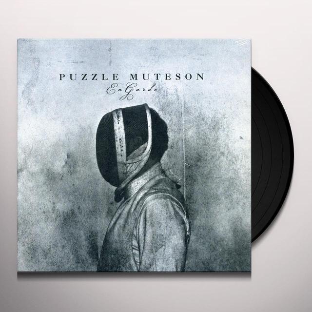 Puzzle Muteson EN GARDE (EP) Vinyl Record