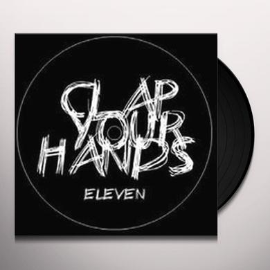 Clover PEOPLE POWER Vinyl Record
