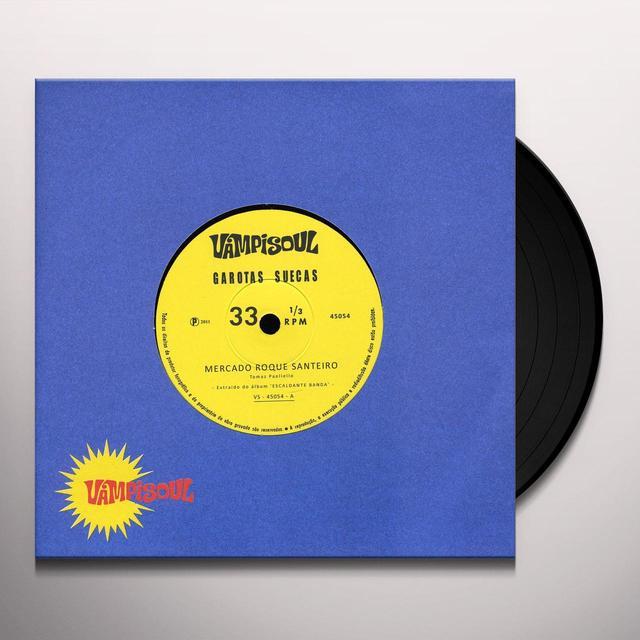 Garotas Suecas MERCADO ROQUE SANTEIRO (EP) Vinyl Record