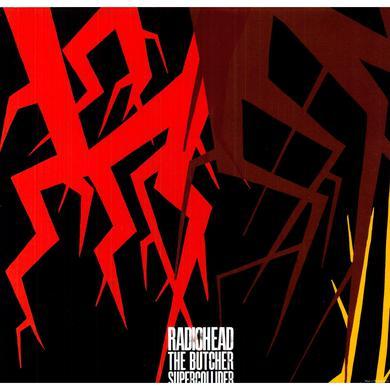 Radiohead SUPERCOLLIDER / BUTCHER Vinyl Record