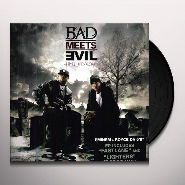 Bad Meets Evil HELL: THE SEQUEL Vinyl Record