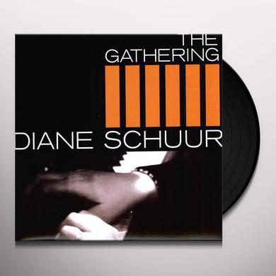 Diane Schuur GATHERING Vinyl Record