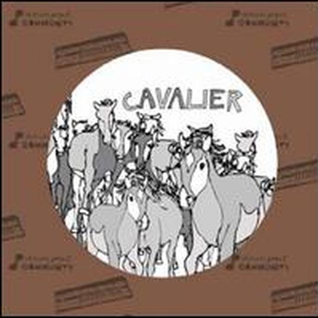 Cavalier (Aka Agnes) A MILLION HORSES (EP) Vinyl Record