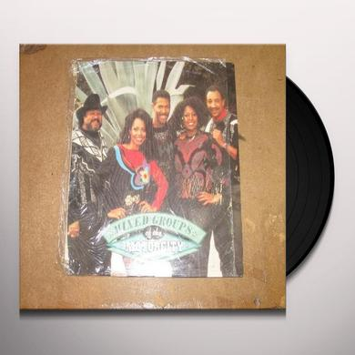 MIXED GROUPS OF THE MOTORCITY / VARIOUS Vinyl Record