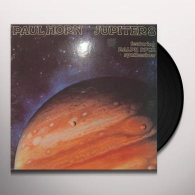 Paul Horn JUPITER 8 Vinyl Record