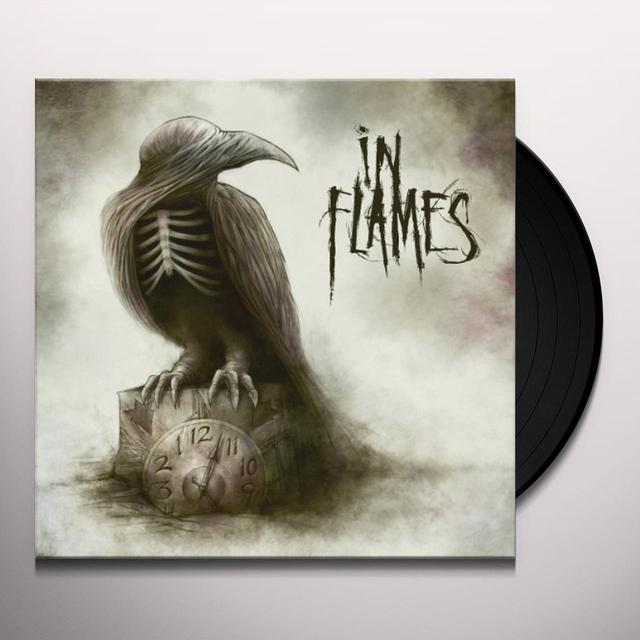 In Flames SOUNDS OF A PLAYGROUND FADING Vinyl Record