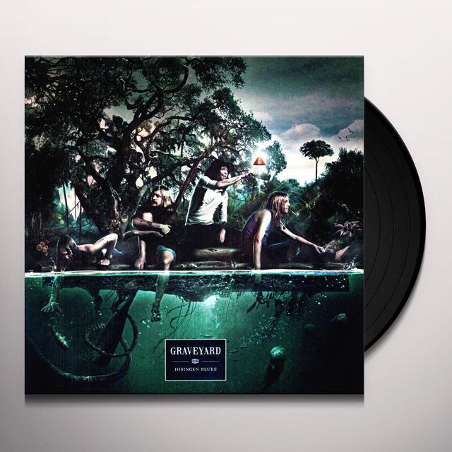 Graveyard HISINGEN BLUES (BONUS TRACKS) Vinyl Record