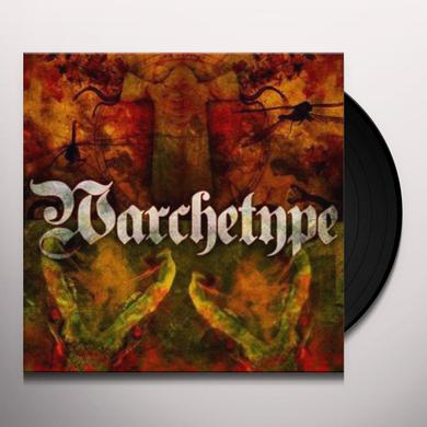 Warchetype LORD OF THE CAVE WORM Vinyl Record
