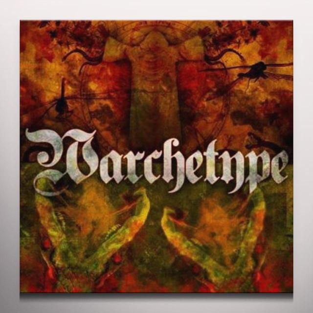 Warchetype LORD OF THE CAVE WORM Vinyl Record - Colored Vinyl