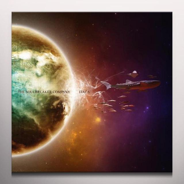 Soulbreaker Company ITACA Vinyl Record - Colored Vinyl