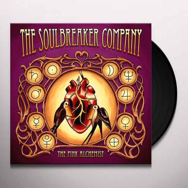 Soulbreaker Company PINK ALCHEMIST Vinyl Record