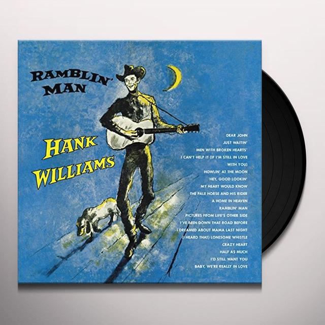 Hank Williams RAMBLIN MAN (OGV) (Vinyl)
