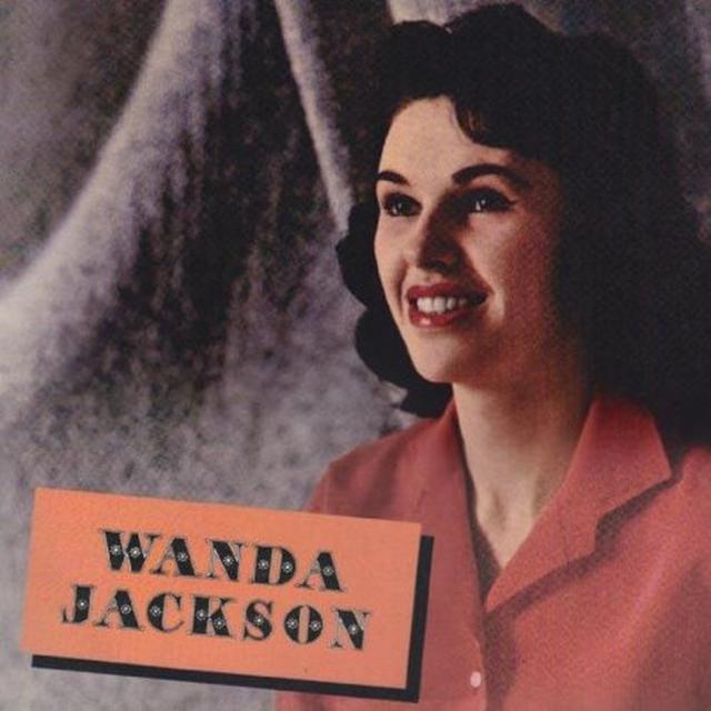 WANDA JACKSON Vinyl Record - 180 Gram Pressing