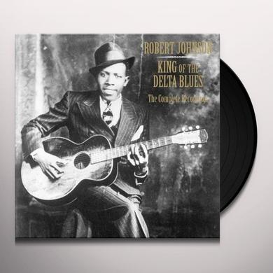 Robert Johnson KING OF THE DELTA BLUES Vinyl Record