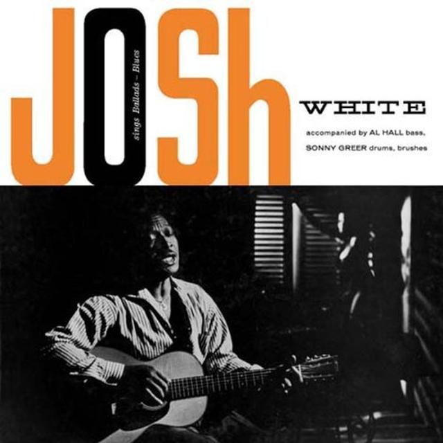 Josh White BALLADS BLUES Vinyl Record - 180 Gram Pressing
