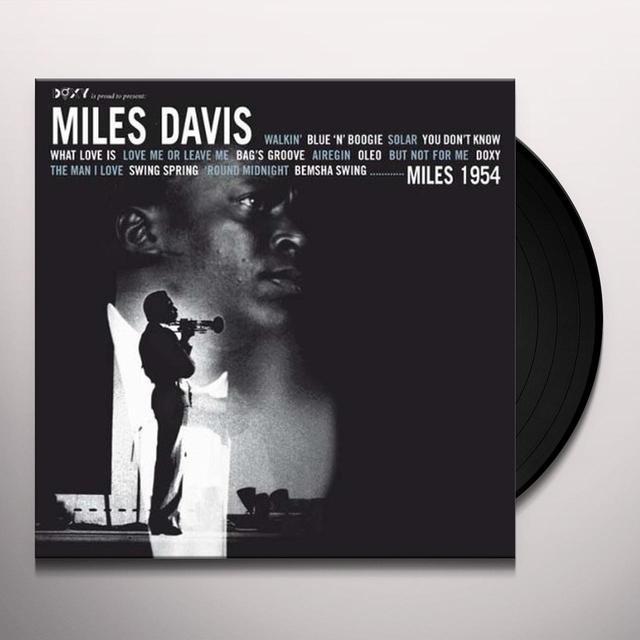 Miles Davis MILES 1954 (OGV) (Vinyl)