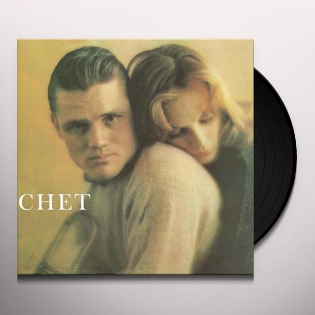 Chet Baker CHET Vinyl Record - 180 Gram Pressing