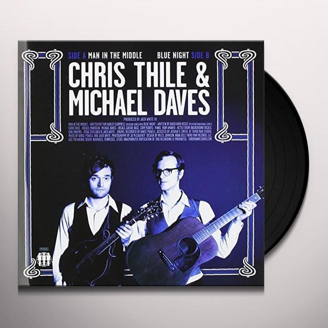 Chris Thile / Michael Daves SPLIT Vinyl Record