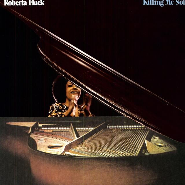 Roberta Flack KILLING ME SOFTLY Vinyl Record
