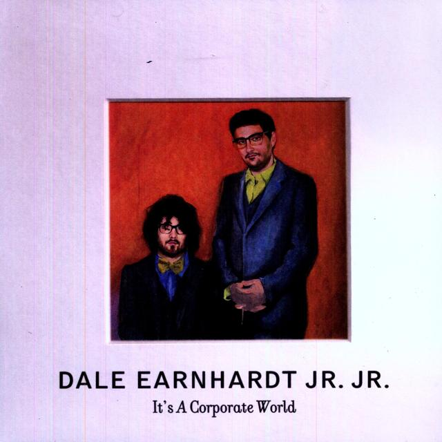 Dale Earnhardt Jr Jr IT'S A CORPORATE WORLD Vinyl Record