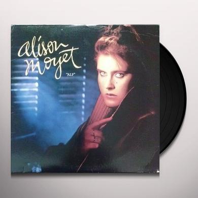 Alison Moyet ALF Vinyl Record - 180 Gram Pressing