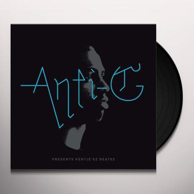 Anti G PRESENTS KENTJE'SZ BEATSZ Vinyl Record
