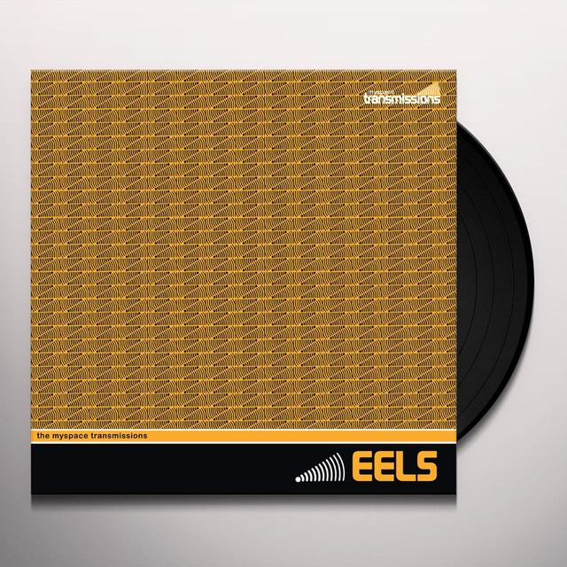 Eels TRANSMISSIONS SESSION 2009 Vinyl Record