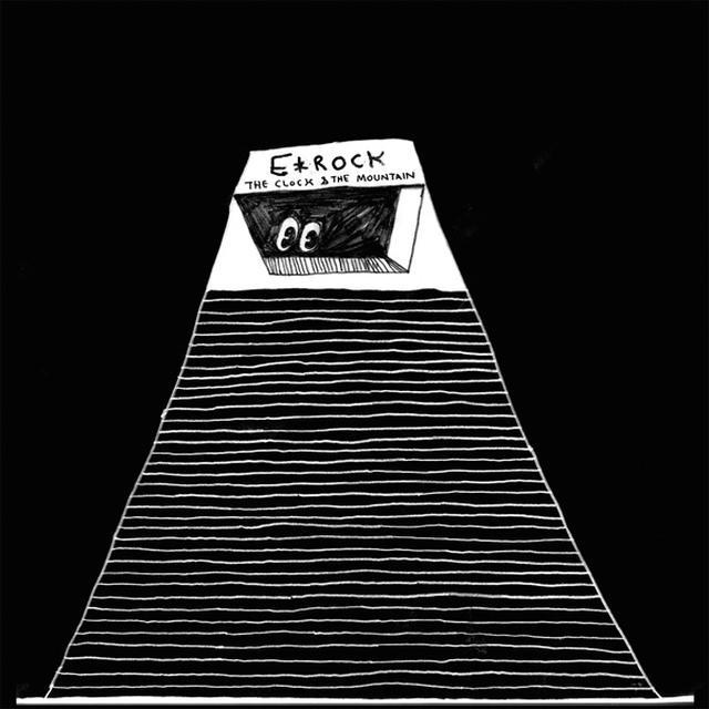 E-Rock CLOCK & THE MOUNTAIN Vinyl Record