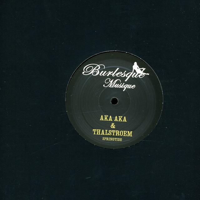 Aka Aka / Thalstroem SPRINGTIDE / ETE (EP) Vinyl Record