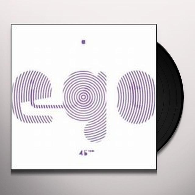 Gary Beck EGOIST Vinyl Record