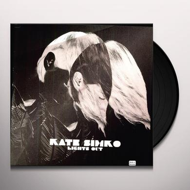 Kate Simko LIGHTS OUT Vinyl Record