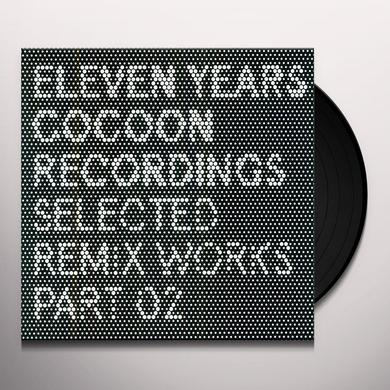 ELEVEN YEARS COCOON RECORDINGS 2 / VARIOUS Vinyl Record