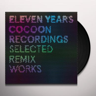 ELEVEN YEARS COCOON RECORDINGS 3 / VARIOUS (EP) Vinyl Record