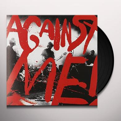 Against Me RUSSIAN SPIES / OCCULT ENEMIES Vinyl Record