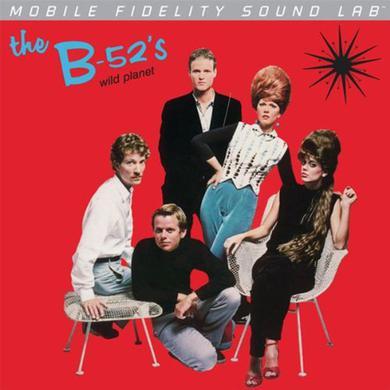 B-52's WILD PLANET Vinyl Record