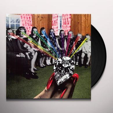 White Wives HAPPENERS Vinyl Record