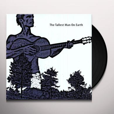 TALLEST MAN ON EARTH (EP) Vinyl Record
