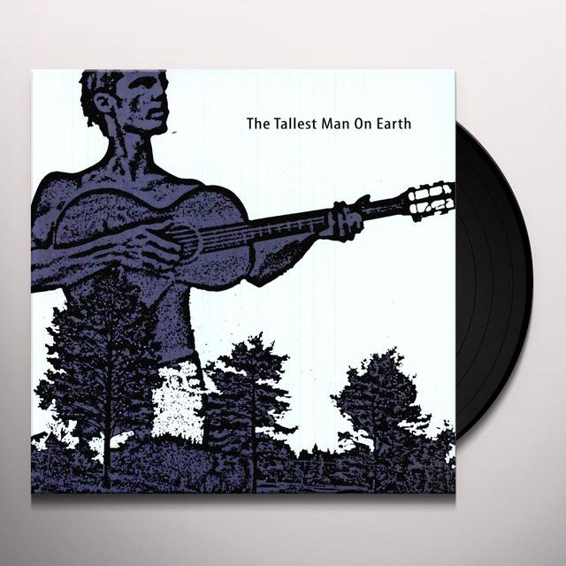 TALLEST MAN ON EARTH Vinyl Record