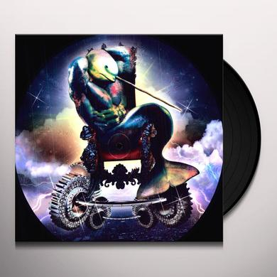 I Set My Friends On Fire ASTRAL REJECTION Vinyl Record - Picture Disc