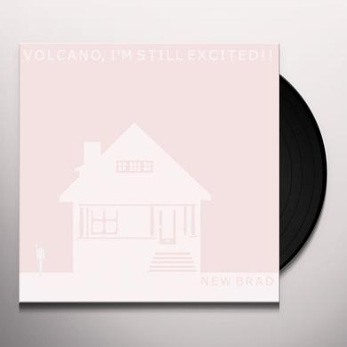 Volcano Im Still Excited NEW BRAD B/W 1ST GUN (Vinyl)