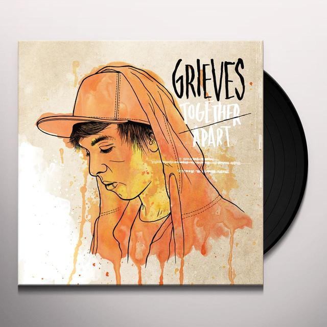 Grieves TOGETHER / APART Vinyl Record