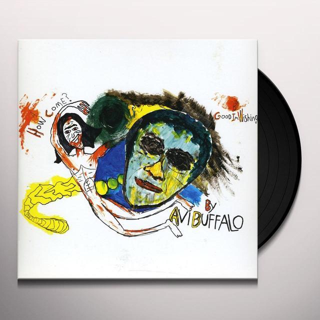 Avi Buffalo HOW COME B/W GOOD IM WISHING Vinyl Record