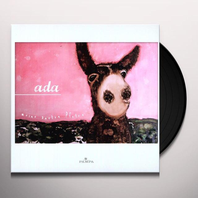 Ada MEINE ZARTEN PFOTEN Vinyl Record