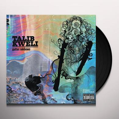 Talib Kweli GUTTER RAINBOWS Vinyl Record - Reissue